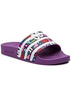 Adidas Adilette Slides, Brand Size 3