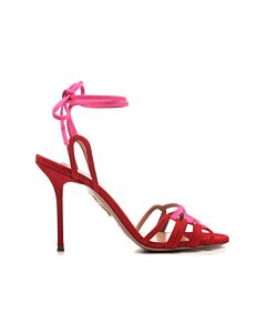 Aquazzura Ladies Azur 95 Sandals, Brand Size 37