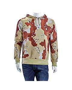 Christopher Raeburn Men's Camouflage Choc Chip Hoodie Size Small