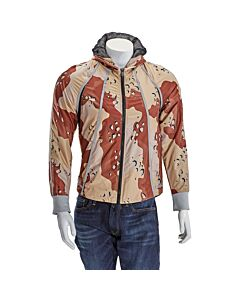 Christopher Raeburn Men's Camouflage Recycled Light-weight Hoodie Size Small