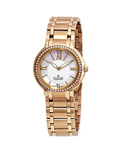Women's Malibu Stainless Steel White Dial