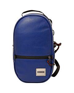 Coach Blue Backpack