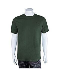 Coach Men's T-Shirt Coach Rtw Green Rexy Patch TShort Size Small