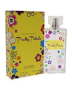 Ellen Tracy Ladies Pretty Petals EDP Spray 2.5 oz Fragrances 849017000005