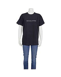 "F.A.M.T. Ladies T-Shirt Black Tee ""Need Money"" Size X-Large"
