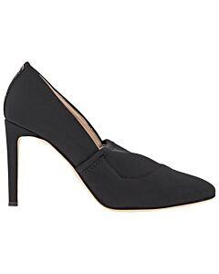 Giuseppe Zanotti Ladies High Heel Pump Black Carlito Heels Size 37