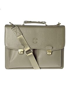 Hero Eisenhower Cream Briefcase