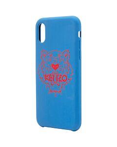 Kenzo Blue iPhone Case