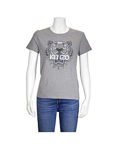 Kenzo Ladies Tiger T-Shirt Size X-Small