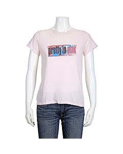 Marc Jacobs Pretty In Pink X The Pink T-Shirt, Brand Size Medium