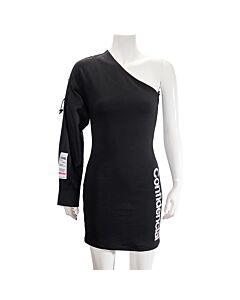 Marcelo Burlon Ladies Drs Onesldr Confidncal Size Medium