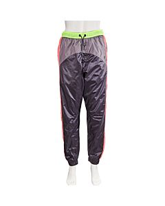 Marcelo Burlon Ladies Vi.Si.Ones Track Pants, Brand Size Large