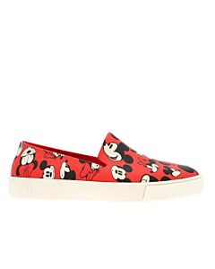 Melissa Ladies Skate Mickey Mouse Size 7