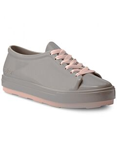 Melissa Ladies Sneaker Lace Up Be Ad Size 7