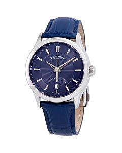 Mens-M02-4-Leather-Blue-Dial