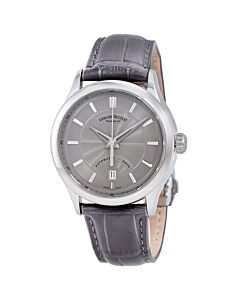 Mens-M02-4-Leather-Grey-Dial