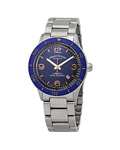 Mens-MA2-Stainless-Steel-Blue-Dial