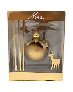 Nina Edition Or by Nina Ricci for Women - 2.7 oz EDT Spray