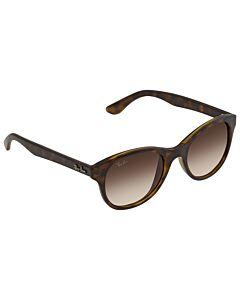 Ray Ban 51 mm Shiny Havana Sunglasses