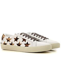Saint Laurent Ladies Sneaker Leopardstar Size 37 (7 US)