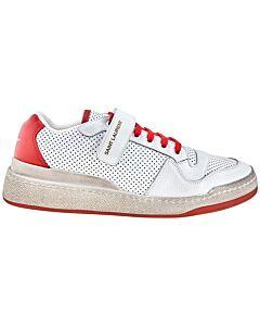 Saint Laurent Men's Sneaker Lowtop Multicolor, Brand Size 41 ( US Size 8 )