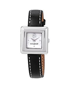 Women's Gala Leather Mother of Pearl Dial