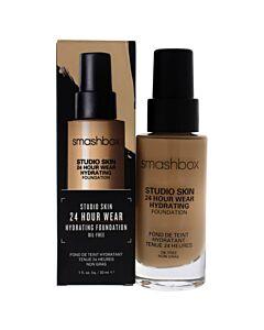 Studio Skin 15 Hour Wear Hydrating Foundation - 2.0 Light With Warm Undertone by Smashbox for Women - 1.0 oz Foundation