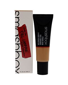 Studio Skin 24 Hour Full Coverage Foundation - 2.4 Light-Medium With Warm Peachy Undertone by Smashbox for Women - 1.0 oz Foundation