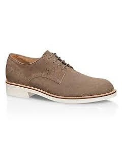 Tods Men's Derby Shoes- Swamp, Shoe Size: 5.5, US 6.5