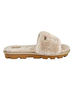 Ugg Ladies 1 Band Fur Slipper Size 5