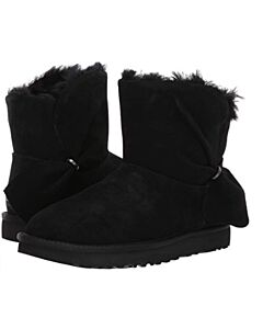 Ugg Ladies Classic Mini Twist Sidbow, Brand Size 7