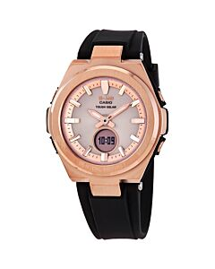 Womens-Baby-G-G-MS-Chronograph-Resin-Beige-Dial
