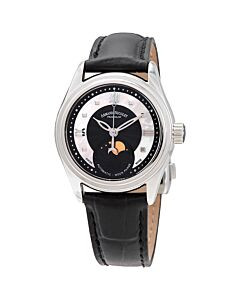 Womens-M03-2-Alligator-Leather-Black-Guilloché-and-White-Mother-of-Pearl-Dial