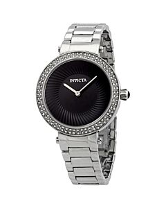 Womens-Specialty-Stainless-Steel-Black-Dial