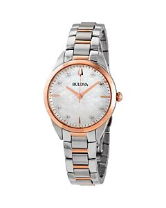 Womens-Sutton-Stainless-Steel-Mother-of-Pearl-Dial