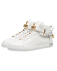 Buscemi Men's 100 MM Sport Sneakers in White, Brand Size 41 (US Size 8)
