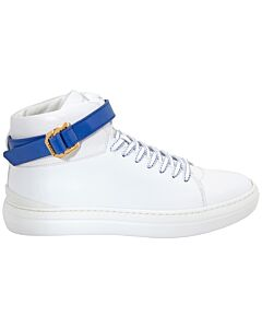 Buscemi Men's 100 MM Sport Sneakers in White, Brand Size 40 (US Size 7)