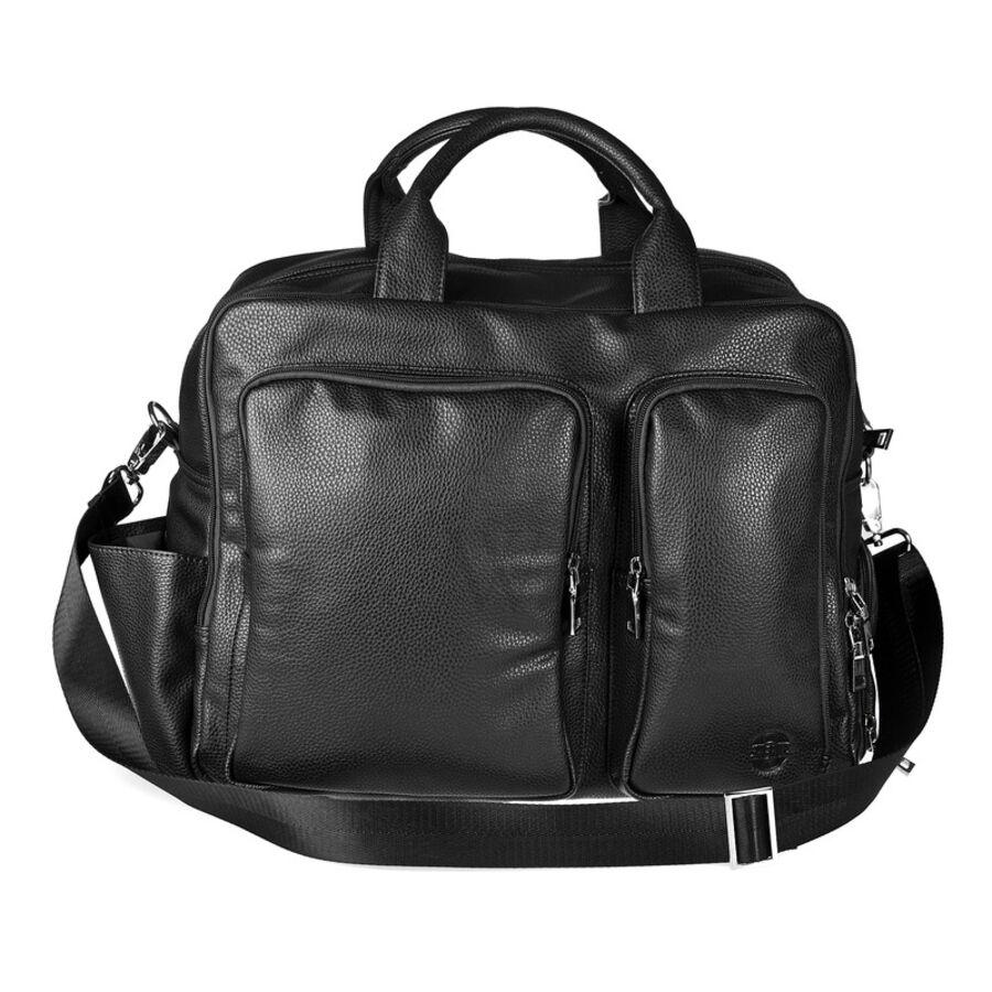 Hayes Black Travel Bag