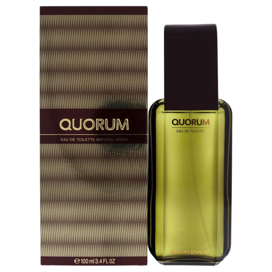 Quorum by  EDT Spray 3.4 oz (100 ml) (m)